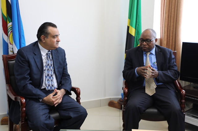 TANZANIA AND KUWAIT TO STRENGTHEN COOPERATION